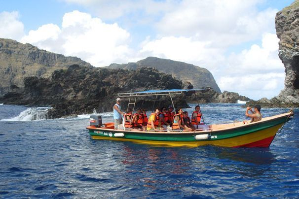 Easter island boat rides