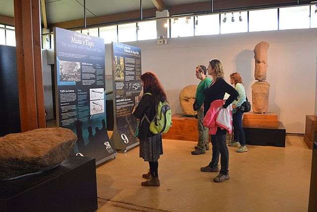 Museums and Cultural Centres Easter Island Rapa Nui