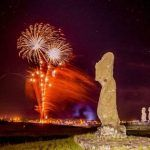 New Year in Easter Island