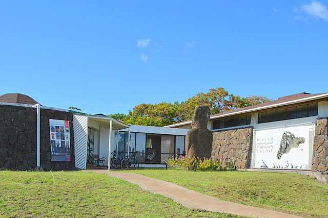 Sebastian Englert Museum Rapa Nui Easter Island museums and cultural centres Sightseeing