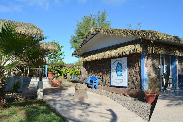 Tadeo-Lili Cultural Foundation Rapa Nui Easter Island museums and cultural centres Sightseeing