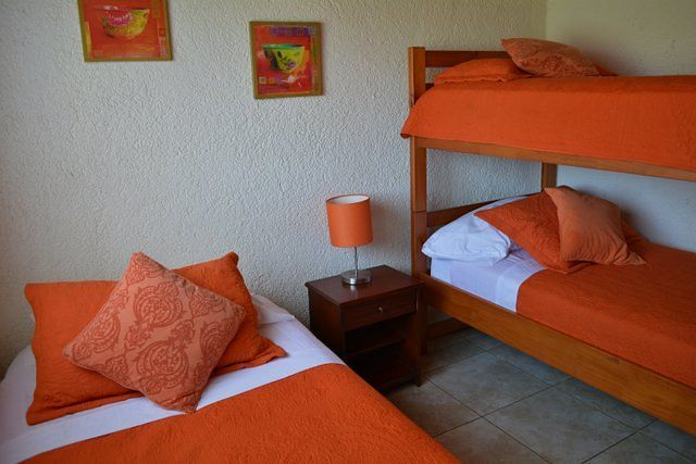 Triple room of a cabin Easter Island money and prices Rapa Nui